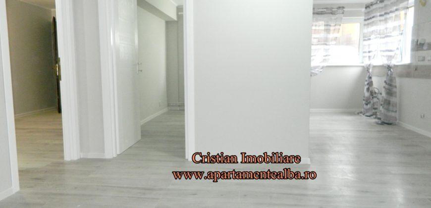 Apartament situat in bloc nou cu curte privata, Centru