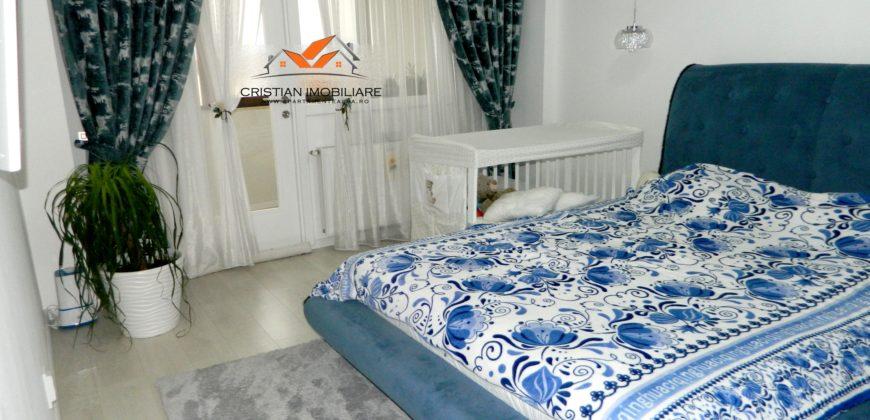 Apartament 4 camere cu scara interioara, superfinisat, Cetate-Tolstoi