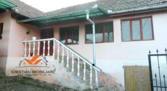 Casa individuala la asfalt, 1500 mp teren, Ighiu