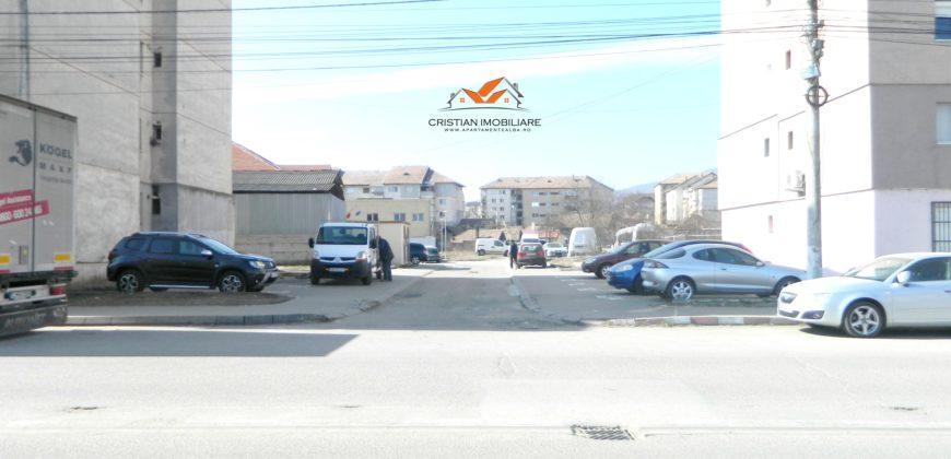 Teren pentru constructie blocuri, 3850 mp, 70 euro/mp, Alba Iulia!