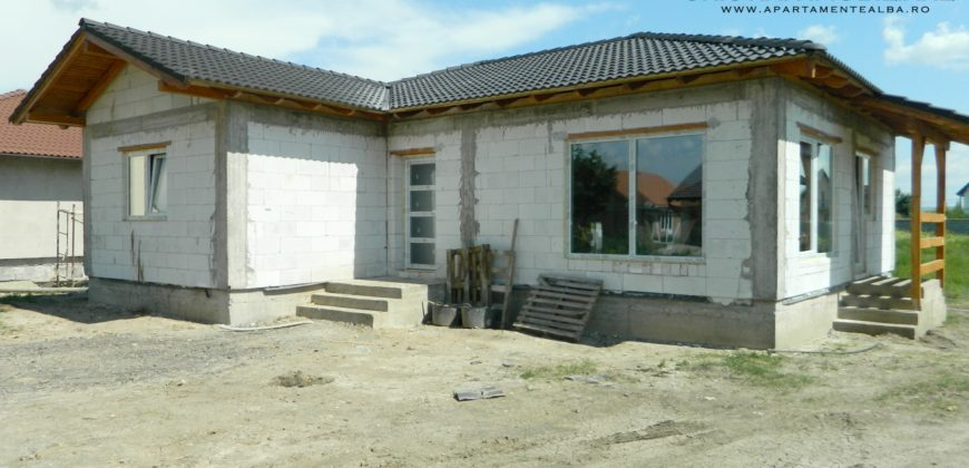 Casa individuala, pe un nivel, Alba Micesti