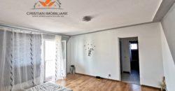 Apartament 3 camere cu bucatarie mare, etaj intermediar, Cetate-Gladiolelor