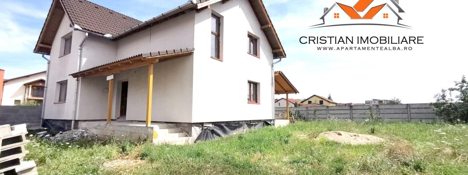 Casa noua individuala, Alba-Iulia, zona Ampoi 3 !!!