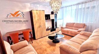 Apartament 3 camere decomandat, mobilat-utilat, Cetate !