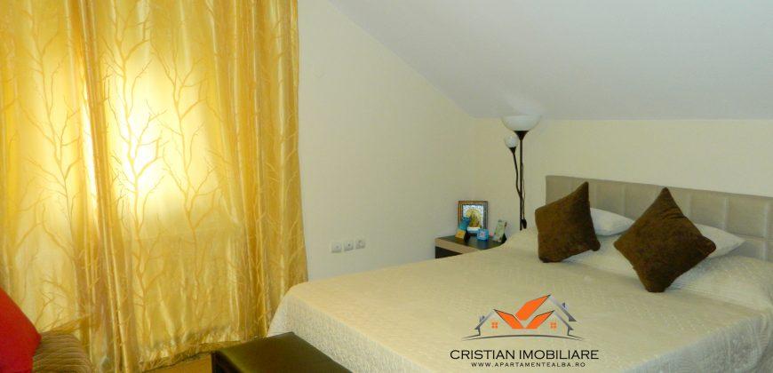 Apartament 4 camere, in vila, Alba-Micesti