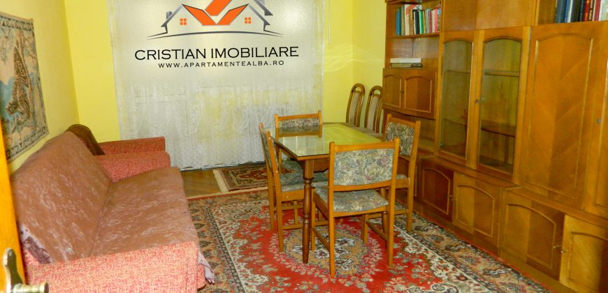 Apartament 2 camere decomandat, etajul 1, Cetate -Closca!