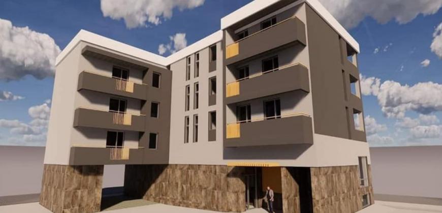 Apartamente bloc nou, 3 camere, zona Tolstoi!