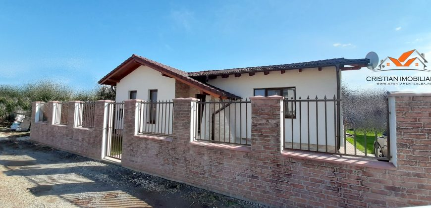 Casa individuala, pe un nivel, Alba – Cetate