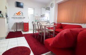 Apartament 2 camere, 50 mp, mobilat-utilat, etajul 2, Cetate zona Stadion