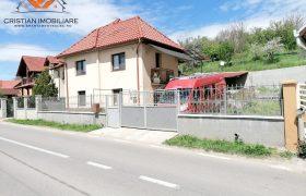 Casa cu curte, gradina si livada 2500 mp in Hapria,