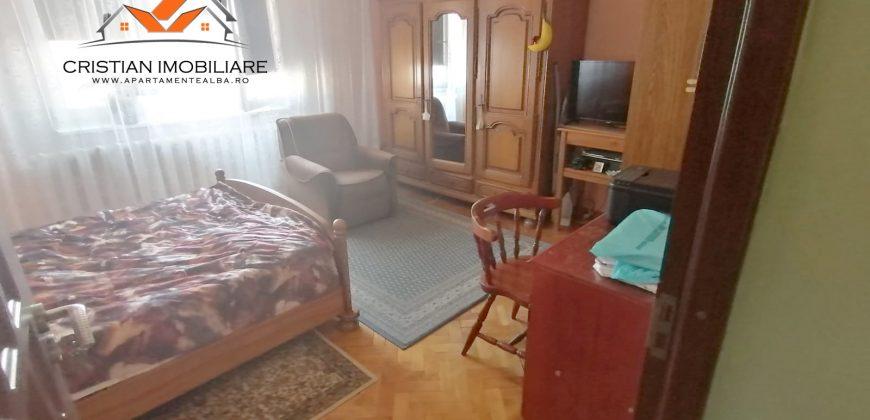 Apartament 2 camere 61 mp, decomandat zona Industriala