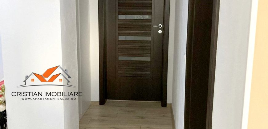 Apartament 2 camere decomandat, finisat, bloc nou, Ampoi 3